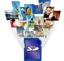 Restore SDXC card without formatting